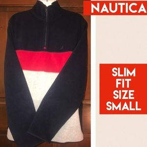 Nautica Brand NEW Fleece Pullover